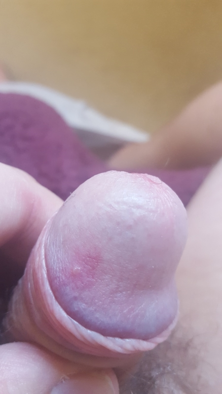 I have a small penis and I wank